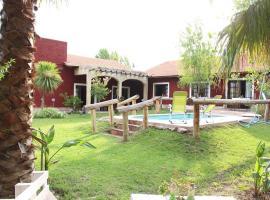 Casa para el Relax, Guaymallen (Pueblo Nuevo yakınında)