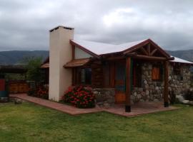 Cabaña Rio Claro, San Francisco del Monte de Oro (La Carolina yakınında)