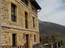 Apartamentos Rurales La Husteriza