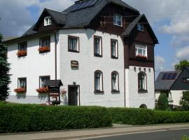 Haus Waldeck, Kurort Altenberg (Kurort Bärenfels yakınında)