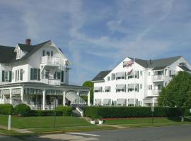The Beacon House, Sea Girt (in de buurt van Spring Lake)