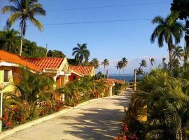 villa Clara, Los Róbalos (U blizini grada 'Los Guineos Perdidos')