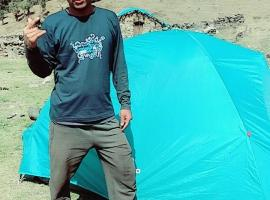 chandra camping and stay