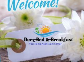 Deez Bed & Breakfast, Kingston (Arcadia Club yakınında)