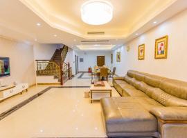 Conghua Fuli Hotspring Villa with 8 Rooms 13Beds