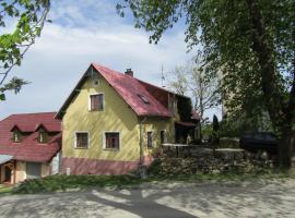 Penzion Pod Kaštany, Hojná Voda (Šejby yakınında)