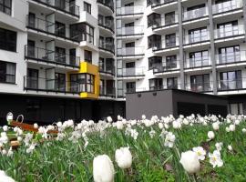 Newburg Apartments Wolska