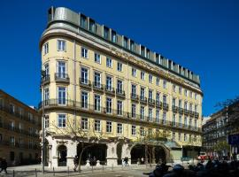 Pestana Porto A Brasileira City Center Heritage Building