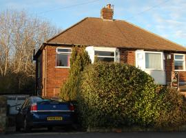 Kew Crescent Holiday Home, Sheffield