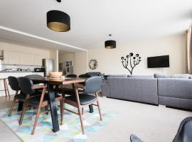 Spacious 3 Bed City Centre Bristol Apartment