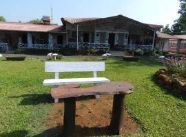 Hotel Sawai Mansing Hill Resort, Chandoli (рядом с городом Devrukh)