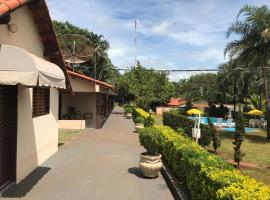 Hotel Fazenda Bela Vista, Santa Vitória