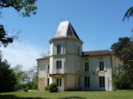 Domaine de Fonroques, Montcaret (рядом с городом Bonneville-et-Saint-Avit-de-Fumadières)