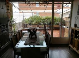Casa con vistas, Барселона (рядом с городом San Justo Desvern)