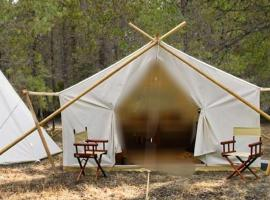 Nature trail camps & homestay, Джодхпур (рядом с городом Mahāmandir)
