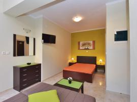 Elia Beach Suites, Флогита