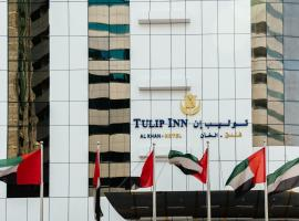 Tulip Inn Al Khan Hotel, Sharjah