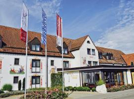 Hotel Hirsch, Neu-Ulm (Holzheim yakınında)