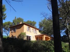 La Clairière des Côtes de Provence, Lambesc (рядом с городом Rognes)