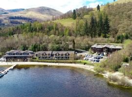 The Lodge On Loch Lomond Hotel, Лусс