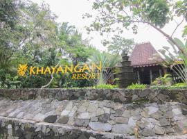 Khayangan Resort Yogyakarta, Джокьякарта (рядом с городом Balong)