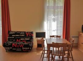 Studio n°6 pour 4 personnes face aux thermes, Aulus-les-Bains