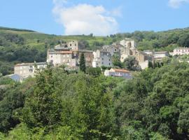 Appartement Paul Olivier, Люссиана (рядом с городом Borgo)