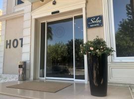 Soleo Hotel, Tiran (Vaqarr yakınında)