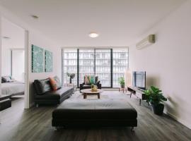 Roomerang at Vista Apartments 6, Melbourne (South Melbourne yakınında)
