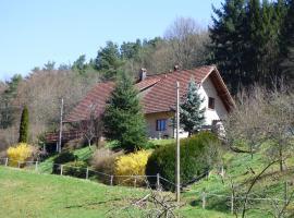 Les Cerisiers, Villé (рядом с городом La Vancelle)