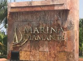Marina Diamante Plenamar, Acapulco