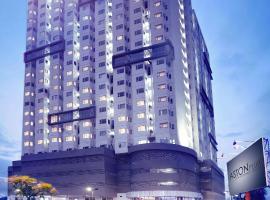 Aston Pluit Hotel & Residence, Джакарта (рядом с городом Muarakarang)