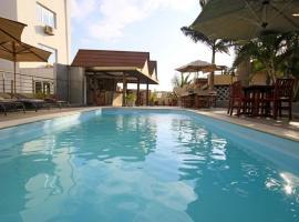 Hotel Kalunda, Sumbe (рядом с регионом Porto Amboim)