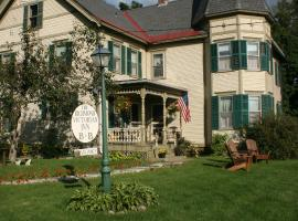 Richmond Victorian Inn, Richmond (in de buurt van Williston)