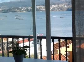 Apartamento con vistas en Raxó, Raxo (рядом с городом Granxa)