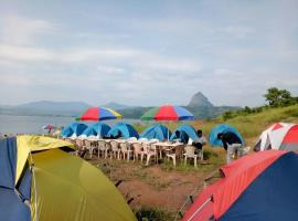 Exotica Pavana camping