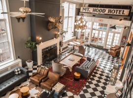 Hood River Hotel, Hood River