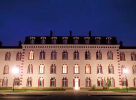 Comfort Suites & Vacancéole Les Demeures Champenoises, Эперне (рядом с городом Pierry)