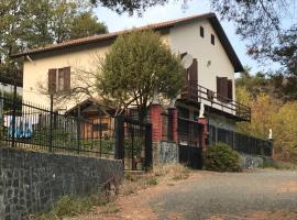 Villa Arbiglia, Ponzone (Malvicino yakınında)