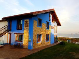 Oyambre Surf House, Los Llaós (El Tejo yakınında)