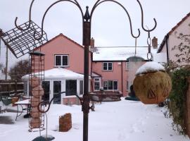 Bramley Cottage, Хайбридж (рядом с городом Huntspill)