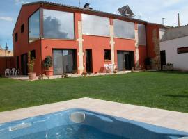 Casa Rural Los Chicos de Lastanosa, Lastanosa
