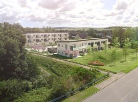 Aalborg Hotel Apartments, Olburga