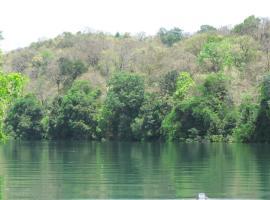 Bison River Resort, Ganeshgudi (рядом с городом Kurandi)