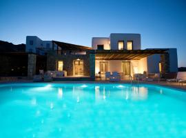 Villa Giorgia - Luxury Spectacular Ocean View Villa Giorgia with Private Pool, Mykonos