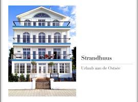 Strandhuus - Urlaub aan de Ostsee