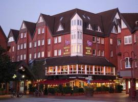 Hotel Am Markt Nordenham, Nordenham (Kleinensiel yakınında)