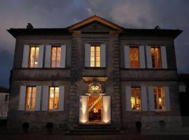 Chateau Franc Pourret, Сент-Эмильон (рядом с городом Néac)