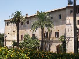panorama sul golfo, San Felice Circeo (Sant'Alfonso yakınında)