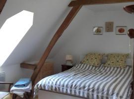 Les chambres des Demoiselles, Beauval (рядом с городом Lucheux)